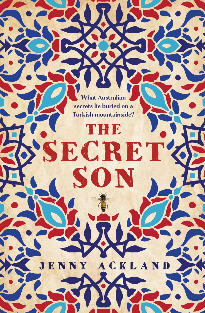The Secret Son by Jenny Ackland
