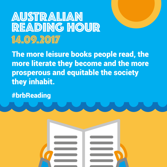 The more leisure books people read, the more literate they become and the more prosperous and equitable the society they inhabit.