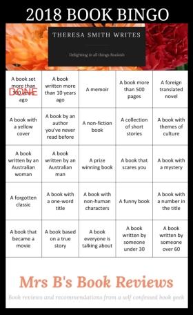book bingo 2018