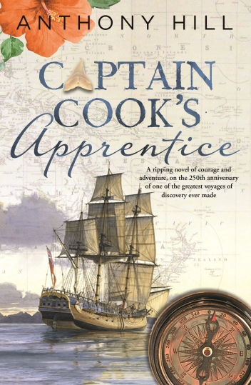 Captain Cook's Apprentice - cover image