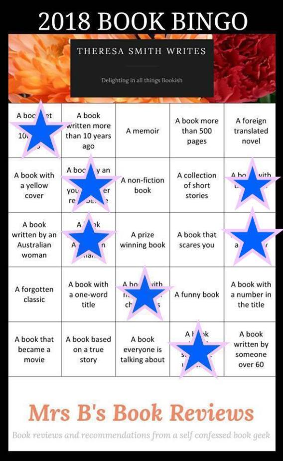 Book bingo take 2