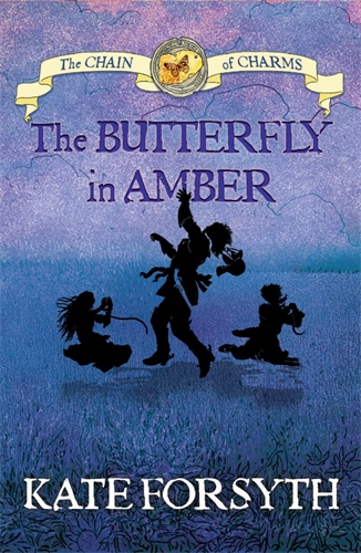 the butterfly in amber