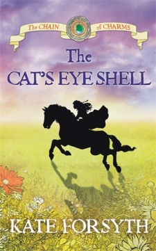 the cats eye shell