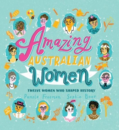 amazing australian women