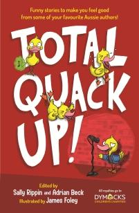 total quack up