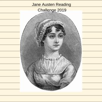 Jane Austen Reading Challenge 2019