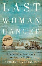 last woman hanged