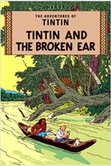 tin tin broken ear
