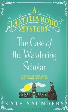 wandering scholar