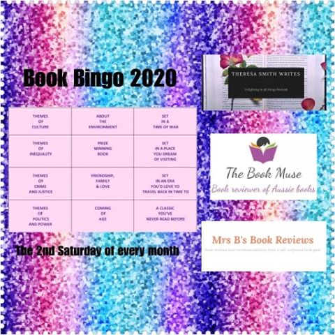 Book Bingo 2020 clean