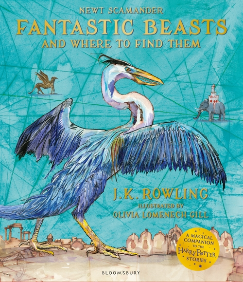 fantastic beasts paperback