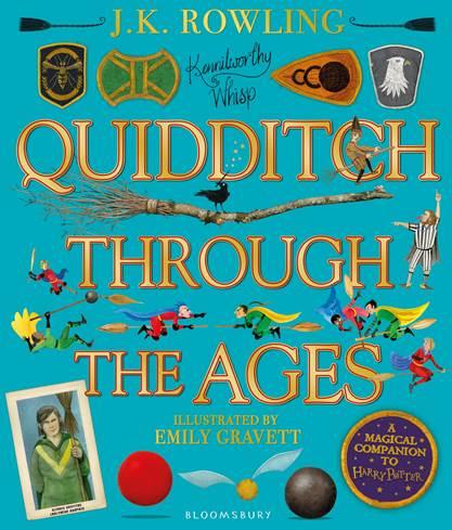 illustrated quidditch