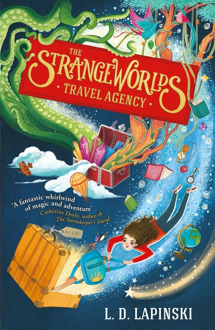 strangeworlds