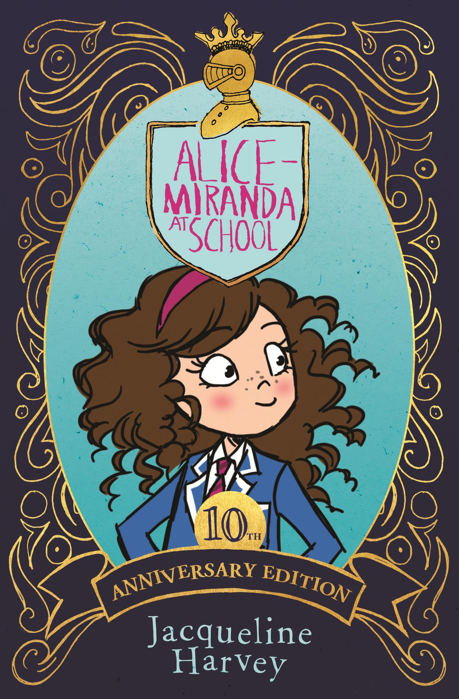 Alice Miranda 10th anniversary