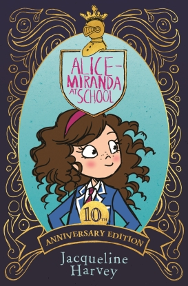 Alice Miranda 10th anniversary