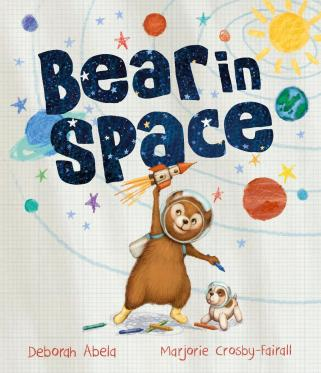 Bear in Space Final cover front