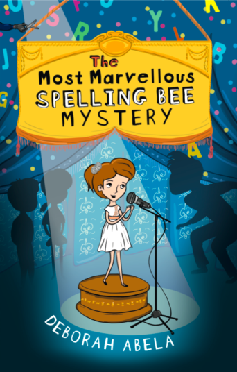 The Most Marvellous Spelling Bee Mystery front cover