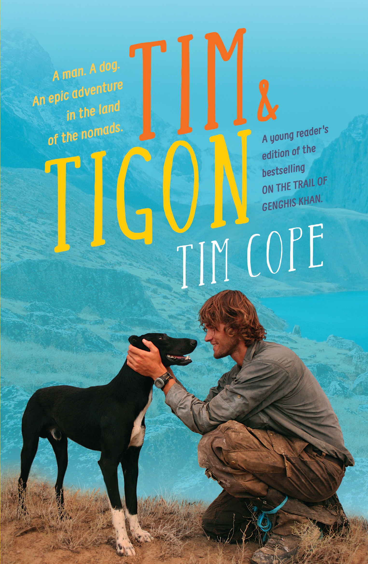 tim and tigon