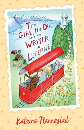 girl dog write rucerne